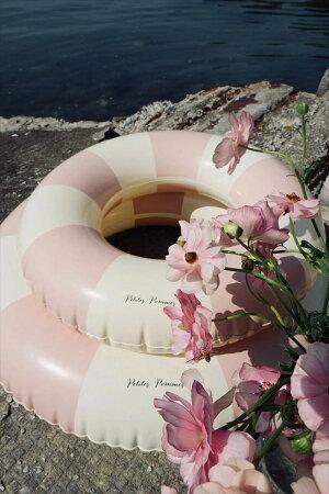 【PetitesPommes】浮き輪【60cm3歳以上】ヴィンテージストライプデンマークユニセックスベビー赤ちゃん子供男の子女の子水遊びプールフロートおしゃれあす楽リトルレモネードプティートポムANNAToddlerFloat