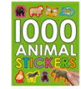【絵本&絵本雑貨】 1000 Animal Stickers【楽ギフ_包装】【楽ギフ_のし】