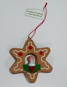 【クリスマス用品 】ULBRICHT:ウルブリヒト・クッキーエンジェル[ Christmas:クリスマスオーナメント ]