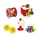 【 BorneLund:ボーネルンド 】[アンビトーイ:ambi toys ]アンビトーイ・ベビーギフトセット