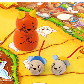 【Pegasus Spiele:ペガサス社】ねことねずみの大レース・Viva Topo!★人気ボードゲーム★【楽ギフ_包装】【楽ギフ_のし】