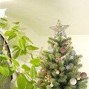 ★エントリーで店内全品ポイント10倍★【 オリジナルクリスマス用品】スカッ!とツリートップ:シダーS[ Christmas:…