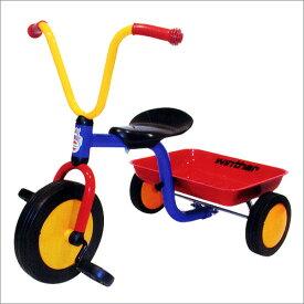 [ BorneLund:ボーネルンド ]ペリカン三輪車Vハンドルカラー【外遊び&乗り物】【楽ギフ_包装】【楽ギフ_のし】