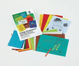 【知育玩具】紙織りセット