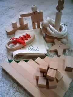 木遊舎・木のおもちゃキンダーセットギフトセット 【お誕生日・ご出産祝】人気商品【楽ギフ_包装】【楽ギフ_のし】