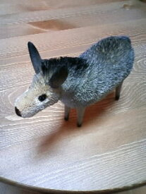 Brush Animal:ロバ/たわしアニマル