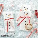スノーマン ペーパーナプキン Merry Christmas[16枚入り] メリークリスマス 雪だるま クリスマス パーティー 紙ナプキ…