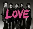[送料無料]代引不可 新品 嵐 LOVE (初回限定盤 CD+DVD) / アルバム