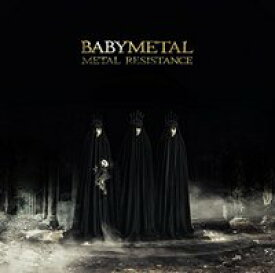新品 METAL RESISTANCE (初回限定盤 CD+DVD)  BABYMETAL