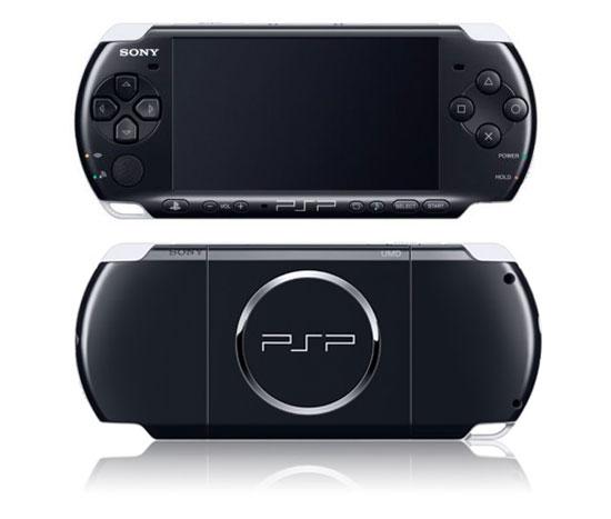 【新品】【国内正規品】PSP ピアノ・ブラック PSP-3000PB プレイステーションポータブル ゲーム機