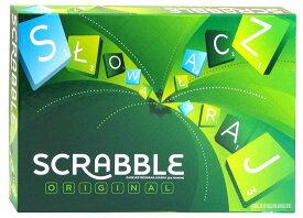 スクラブル・オリジナル改訂版 Scrabble Original (NEW Edition)【高校生・大学生・大人にオススメ 英語教材】