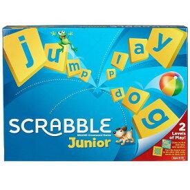 スクラブル・ジュニア Scrabble Junior【小学生・中学生・高校生にオススメ 英語教材】