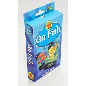 ゴー・フィッシュ Go Fish【小学生・中学生にオススメ 英語教材】