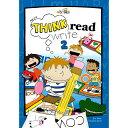 シンク・リード・ライト 2 (CD付き) Think Read Write, Student Book 2 (with CD)【幼児・小学生にオススメ 英語教材】
