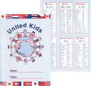 リトルアメリカ キッズノートブック Little America Kid's Notebook