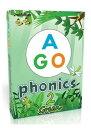 【小学生・中学生にオススメ 英語教材】エイゴ・フォニックス・グリーン 2nd Edition (Level 2) AGO Phonics Green 2nd Edition (Leve…
