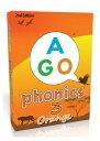 【小学生・中学生にオススメ 英語教材】エイゴ・フォニックス・オレンジ 2nd Edition (Level 3) AGO Phonics Orange 2nd Edition (Lev…