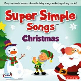 【幼児・小学生にオススメ 英語教材】スーパー・シンプル・ソングス テーマシリーズ:クリスマス CD Super Simple Songs 'Themes' Series: Christmas CD