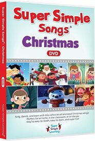 スーパー・シンプル・ソングス クリスマス DVD Super Simple Songs - Christmas DVD【幼児・小学生にオススメ 英語教材】【楽天スーパーSALE対象商品!】