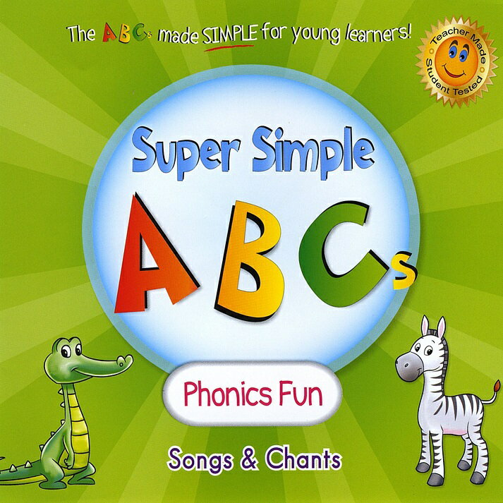 Super Simple ABCs - Phonics Fun CD