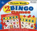 【小学生・中学生・高校生にオススメ 英語教材】ピクチャ−・ワ−ド・ファン・ビンゴ Picture Words Fun Bingo