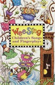 【幼児・小学生にオススメ 英語教材】ウィー・シング・チルドレンズ・ソングス&フィンガープレイズ CD Wee Sing Children's Songs & Fingerplays CD