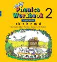 【幼児・小学生にオススメ 英語教材】ジョリー フォニックス ワークブック 2 Jolly Phonics Workbook 2(in print letters)