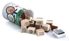 イヤー・オブ・ホリディズ・スタンプ Year of Holidays Stamp【スタンプ・英語教材】【楽天スーパーSALE対象商品!】