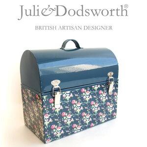 ツールボックス 道具箱 工具箱 ガーデニング ガーデンバッグ おしゃれ かわいい 庭 イングリッシュガーデン ベランダ 花柄 本格的 英国 母の日 ギフト プレゼント イギリス Julie Dodsworth ジュ