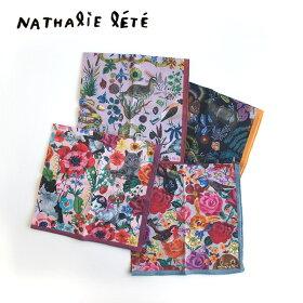 NathalieLeteナタリーレテハンカチ