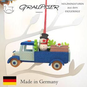 ドイツ・グラウプナー社・クリスマスオーナメント