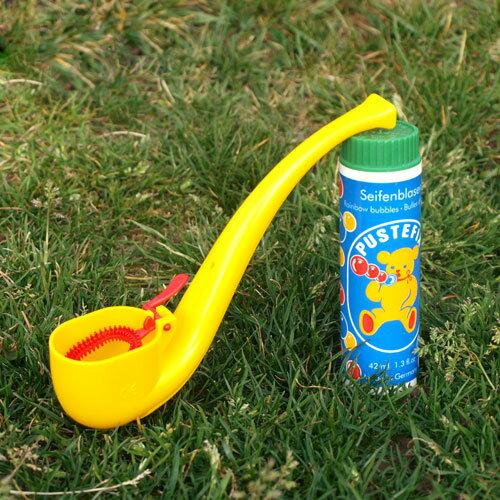 シャボン玉 おもちゃ 水遊び シャボン玉遊び PUSTEFIX社 プステフィックス シャボン玉 パイプ