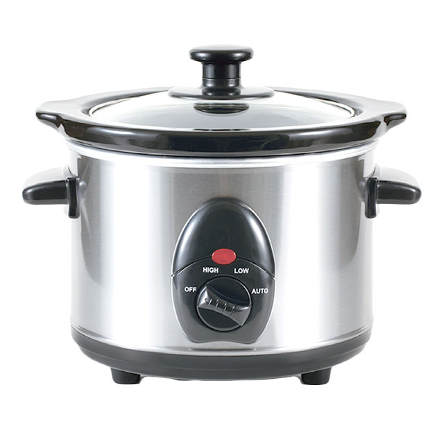 電気鍋 スロークッカー 1.5L ぶり大根 煮豆 電気鍋 煮込み料理 鍋 電気調理器 煮物 キッチン 調理器具 蒸し器 電気調理鍋