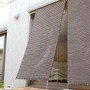 UVカット率99%以上 遮熱アルミすだれ 2枚セット 日本製 幅90×高さ185 屋外 窓 風通し 目隠し 紫外線カット オーニン…