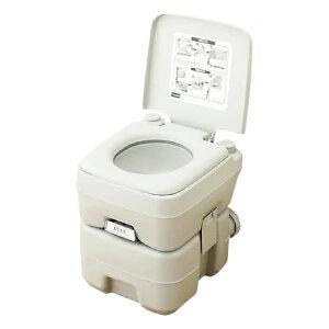 ポータブルトイレ 水洗 簡易トイレ 20Lタイプ 防災グッズ 介護用 キャンプ用