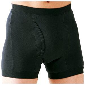 失禁パンツ 同色3枚組 尿漏れ防止 ボクサーパンツ ちょい漏れ 消臭 抗菌 吸水 失禁ショーツ 介護用ショーツ 男性用 トランクス サイドシークレット