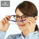 メガネ型拡大鏡 ハズキルーペ メガネ型 コンパクト 拡大鏡 ルーペ おしゃれ 虫眼鏡 拡大レンズ 専用ケ ース付き 専用クロス付き 1年間保証書付き 送料無料