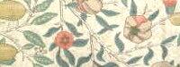 【送料無料】ウイリアムモリス/フルーツ1オーダーカーテン