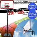 【送料無料】kaiser ポータブルバスケットスタンドシステム/KW-568/バスケットゴール、バスケットボール ゴール、ゴールスタンド、バスケットボード、ポリ...