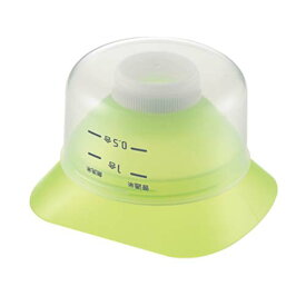 AKEBONO 米びつろうと グリーン/PM-431/家庭用品、キッチン用品、米びつ、ろうと
