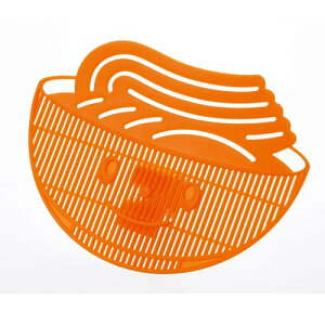 AKEBONO 麺ピタクリップ オレンジ/PM-963/麺ピタクリップ、米ピタクリップ、クリップ、キッチン用品、調理器具、湯切り、麺