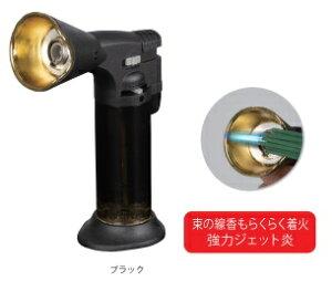 墓参ライター 屋外用着火ライター ターボライター ガス注入式 風防付き