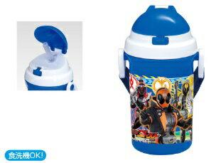 仮面ライダーゴースト ストロー付プラボトル 400ml 小森樹脂