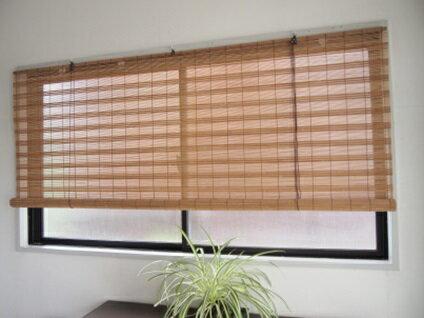 燻し竹スクリーン 88cm×180cm RC-1205 バンブースクリーン