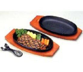 パール金属 スプラウト 鋳鉄製ステーキ皿 2枚組み