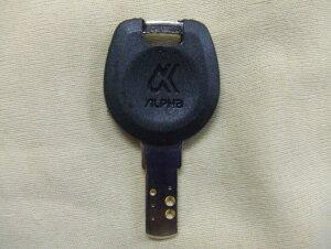 ALPHA/アルファ ディンプルキー 純正キー合鍵 Fbロックを除く 子鍵