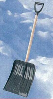ガルディナ ポーラウェーブ スコップ型雪かき 黒 PW-67KDJC