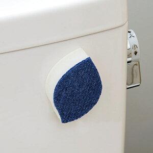 スポンジ 貼りつくトイレタンクボール洗い トイレ トイレ掃除 トイレタンク 貼りつく 衛生的 清潔 フッ素加工 ( 掃除 そうじ 清掃 トイレそうじ 掃除用品 そうじ用品 清掃用品 便利 )