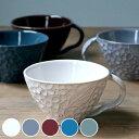 スープカップ 330ml リアン 磁器 食器 日本製 ( 電子レンジ対応 食洗機対応 マグカップ 花柄 カップ ティーカップ コ…