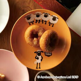 プレート 17cm ショーンと仲間 ひつじのショーン 洋食器 磁器 日本製 美濃焼 ( 電子レンジ対応 食洗機対応 お皿 中皿 キャラクター 食器 取り皿 デザート皿 パン皿 かわいい おしゃれ キャラ 羊 )